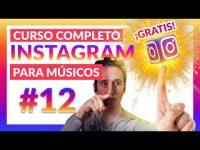 Plan de Marketing Musical en Instagram 2021
