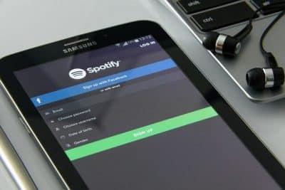 Publicar música spotify