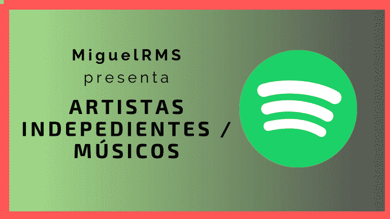 artista independientes musicos