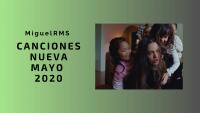 canciones mayo 2020