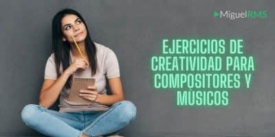 ejercicios creatividad compositores